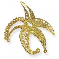 Brass Cast Starfish 67x84mm