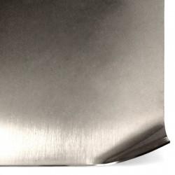 Foglio Metallico di Alpaca 20x30cm (spessore 0.5mm)