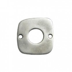 Zamak Connector Square Hollow 26mm