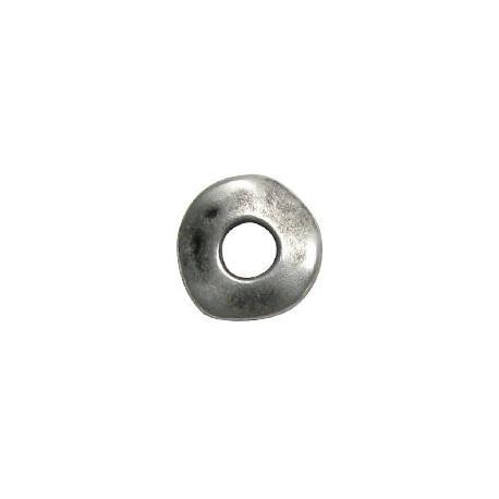 Passante in Zama Anello Irregolare 21mm (Ø 7.6mm)