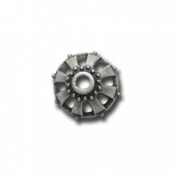 Coupelle en Métal/Zamac, 19x10mm