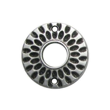 Μεταλλικό Ζάμακ Χυτό Στοιχείο Στρογγυλό Σύνδεσμος 29mm