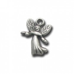 Zamak Lucky Pendant Fairy 15x20mm