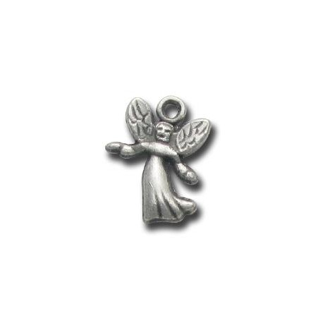Zamak Lucky Pendant Fairy 15x20mm