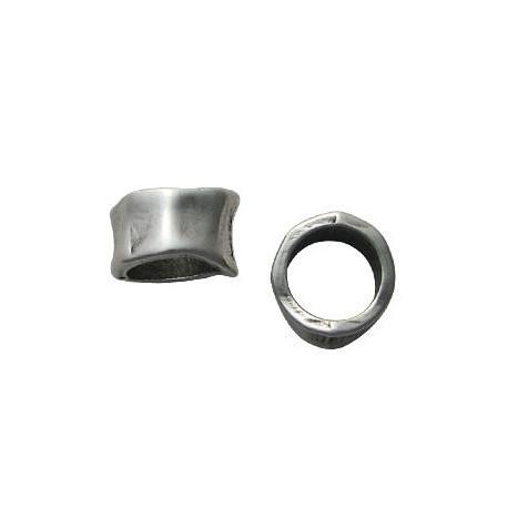Zamak Slider Ring 16x11mm (Ø 11.7mm)