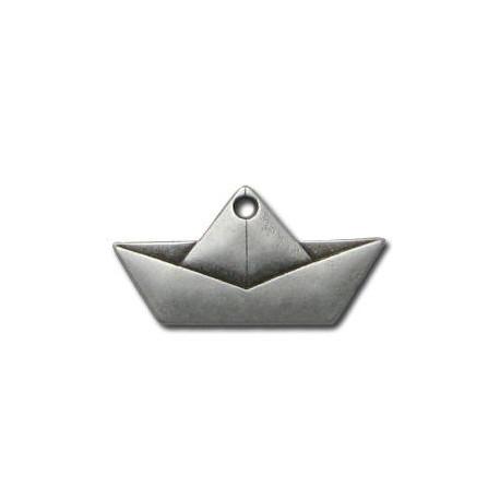 Μεταλλικό Ζάμακ Χυτό Μοτίφ Καράβι 32x16mm