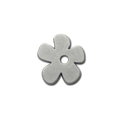 Zamak Slider Flower 20mm (Ø 2.8mm)
