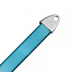 Μεταλλικός Ζάμακ Χυτός Ακροδέκτης Πλακέ 13mm (Ø2.2x10.2mm)