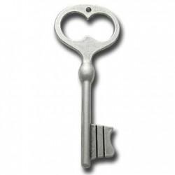 Μεταλλικό Ζάμακ Χυτό Μοτίφ Κλειδί 69x27mm
