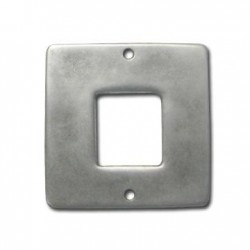 Zamak Connector Square 42mm