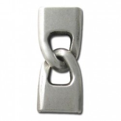 Μεταλλικό Ζάμακ Χυτό Κούμπωμα Χειροπέδα (Ø3.3x15mm)