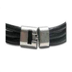 Zamak Clasp Rectangular (Ø 13.2x3.6mm)