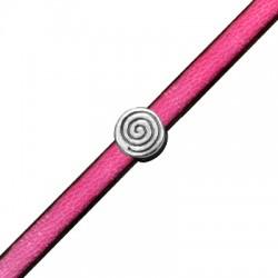 Passante in Zama Rotondo con Spirale 8mm (Ø 5.2x2.2mm)