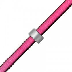 Passant Réctangulaire en Métal/Zamak, 10x6mm (Ø 2x6.4mm)