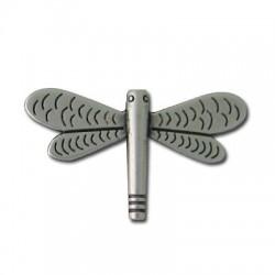 Zamak Slider Dragonfly 43x29mm