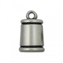 Μεταλλικός Ζάμακ Χυτός Ακροδέκτης Τελείωμα 8x12x18.5mm