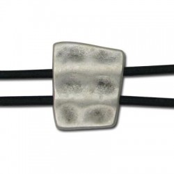 Zamak Slider Square 20x16.3mm