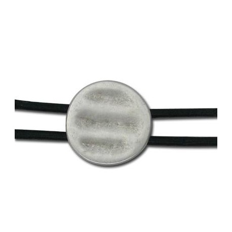 Zamak Slider Round 19mm