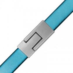 Zamak Magnetic Clasp 30x13mm (Ø 10x2.4mm)
