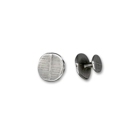 Μεταλλικό Ζάμακ Χυτό Κούμπωμα Κουμπί 18x20mm