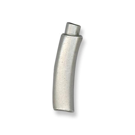 Μετ. Ζάμακ Χυτό Μαγνητικό Κούμπωμα Σωλήνας 9.5x38mm (Ø5mm)