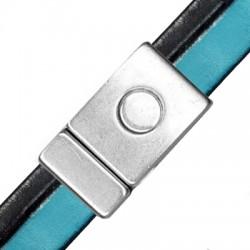 Μεταλλικό Ζάμακ Μαγνητικό Κούμπωμα 18x30mm (Ø2.9x14.8mm)