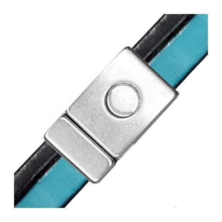 Μετ. Ζάμακ Χυτό Μαγνητικό Κούμπωμα 18x30mm (Ø2.9x14.8mm)
