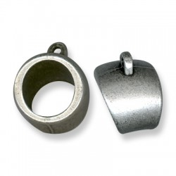 Zamak Slider Bail 24x14mm (Ø 20mm)