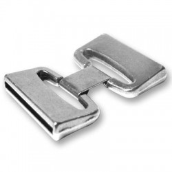 Zamak Clasp with Clip (Ø 30x2.5mm)