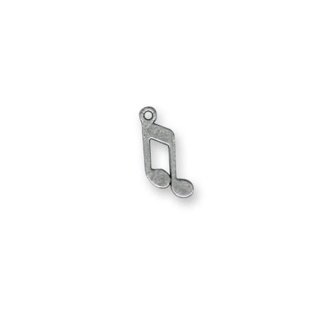 Charm in Zama Nota Musicale  8x16mm