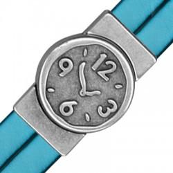 Μεταλλικό Ζάμακ Μαγνητικό Κούμπωμα Ρολόι Σετ 30mm(Ø20x2.2mm)