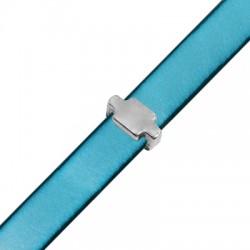 Μεταλλικό Ζάμακ Περαστό '+' Παζλ 8x15mm(Ø10.5x2.5mm)