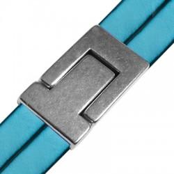 Zamak Magnetic Clasp 33x24mm (Ø 21x2.3mm)