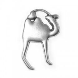 Zamak Charm Camel 33x22mm