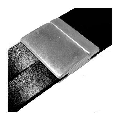 Chiusura a Calamita in Zama 30x30mm (Ø 30x2.8mm)