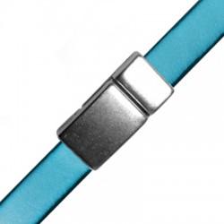 Zamak Set Magnetic Clasp 28x13mm (Ø 10x2.2 mm)
