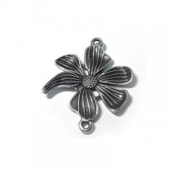 Μεταλλικό Ζάμακ Χυτό Στοιχείο Λουλούδι 30mm