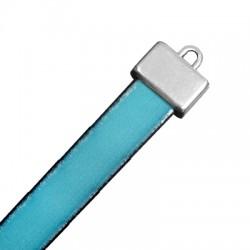 Μεταλλικός Ζάμακ Χυτός Ακροδέκτης 13x8x5mm (Ø10.2x2.2mm)