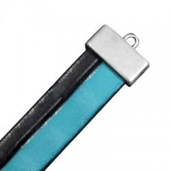 Μεταλλικός Ζάμακ Χυτός Ακροδέκτης 18x9x5mm (Ø15.2x2.2mm)