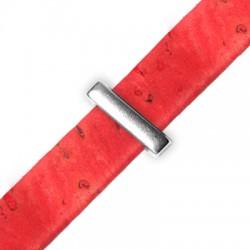 Μεταλλικό Ζάμακ Χυτό Περαστό Γράμμα 'I' 15mm (Ø10.5x2.4mm)