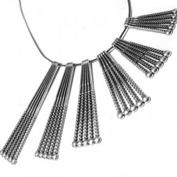 Pendentif 6 pièces en métal/zamac