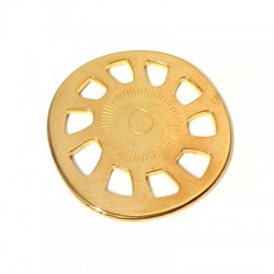 Zamak Pendant Wheel 39mm