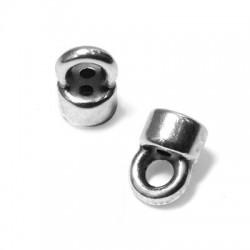 Μετ. Ζάμακ Χυτό Καπελάκι Ακροδέκτης Τελείωμα 5mm (Ø3.3mm)