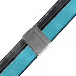 Μετ. Ζάμακ Χυτό Κούμπωμα Μαγνητικό Σετ 18.5x18mm (Ø16x2.5mm)