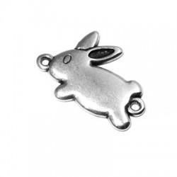 Zamak Connector Bunny 17x16mm