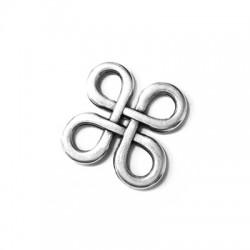 Zamak Pendant Celtic Cross 21mm