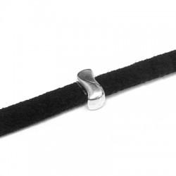 Passante in Zama Irregolare 4x7mm (Ø3.2x2.2mm)