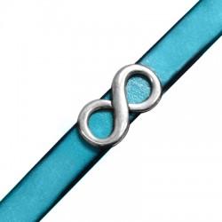 Zamak Slider Infinity 24x13mm (Ø 10.2x2.2mm)