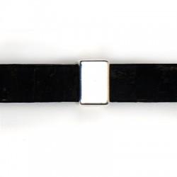 Passant en Métal/Zamak 13x7mm (Ø 10,2x4,4mm)