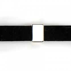 Passante in Zama 13x7mm (Ø 10.2x4.4mm)